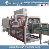 Macchina per l'imballaggio delle merci di imballaggio con involucro termocontrattile di calore della bottiglia della bevanda