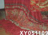 Роскошное одеяло синеля