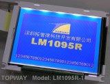 192X128 type graphique écran LCD (LM1095E) de dent de module de l'affichage à cristaux liquides