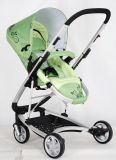 Europäischer Luxury 3 In1 Travel System Baby Spaziergänger mit En1888 Certificate (G608)
