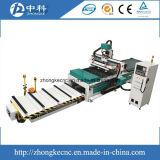 Muebles 1325 de la máquina de grabado del grabador del ranurador del CNC de China produciendo la línea