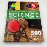 Libro de Hardcover educativo del niño de la alta calidad
