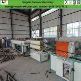 Ligne machine d'extrusion de pipe de la poussière de Silicium-Faisceau de HDPE de PE d'extrudeuse