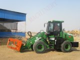 세륨을%s 가진 Qingzhou Hongyuan Brand Telescopic Wheel Loader