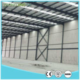 Los paneles de pared del edificio industrial del &Fireproof de Zjt Lightweigh Soundprof
