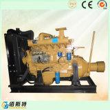 С водяным охлаждением (80HP100HP120HP) Дизельный двигатель с муфтой и шкивом