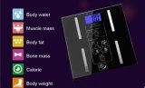 Scala di alta precisione del grasso di corpo della scala grassa personale