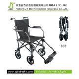 세륨 Certificate를 가진 경량 Portable Manual Wheelchair