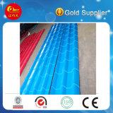 Rullo d'acciaio standard delle mattonelle di punto del tetto dell'esportazione che forma macchina