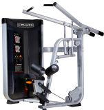 El equipo de la aptitud J303/la máquina de la fuerza/el Bodybuilding/el uso/el lat comerciales tiran hacia abajo