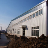 Prefab план зданий мастерской изготовления стальной структуры