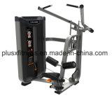 O equipamento da aptidão J303/máquina da força/Bodybuilding/o uso/Lat comerciais puxam para baixo
