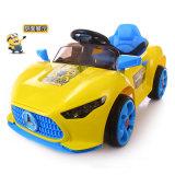 販売の子供のためのセリウムの承認4の軽い車輪の電気自動車
