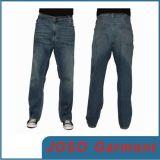 Moda Pantalones Hombre Jean (JC3039)