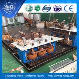 6kV/6.3kV/10kV/11kV trasformatore a bagno d'olio dell'alimentazione elettrica di distribuzione di memoria di sigillamento completo CRGO