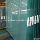 3mm 4mm 5mm 6mm het 10mm Duidelijke Glas van de Vlotter voor Buliding