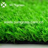 Erba sintetica di gioco del calcio ad alta densità non riempito (SUNJ-AL00026)