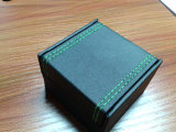 革ビロードの宝石類の収納箱の宝石類のパッキングギフト用の箱(CPB10)