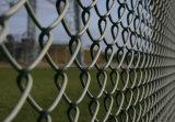 Горячая окунутая гальванизированная загородка звена цепи используемая как хайвей Gardon загородки супер, авиалиния (CLF-020)