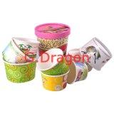 Taza de papel Customed para el consumo de café
