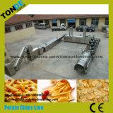 Linha de produção inteiramente automática das microplaquetas de batata