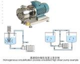 높은 가위 펌프 인라인 균질화기