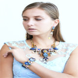Neues Feld-buntes Harz-Glasacrylform-Schmucksache-Ohrring-Armband-Halsketten