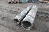回転式鋳造によって造られる管型