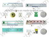 Adaptador/ponta de prova/rapidamente conetor médicos padrão do gás de Jiss