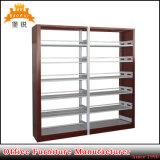 ルオヤンの工場最もよい価格によってカスタマイズされるライブラリ家具の金属の本棚