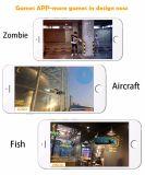 2017 nuevos accesorios AR del teléfono móvil hacen fuego sobre