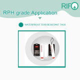 Rph-200 Carta lucida sintetica PP stampa offset con MSDS RoHS