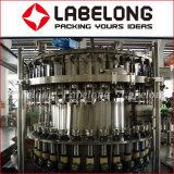 고품질을%s 가진 유리병 청량 음료 충전물 기계 선