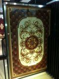 居間のための金水晶陶磁器のカーペットのタイル