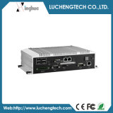 PC van Intel High Value Fanless Embedded Box van Advantech met Com 3 Gbe en 6