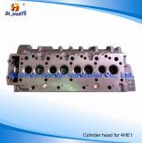 Culata del motor para Isuzu 4he1 8-97146-520-0 4jj1-Tc 4jx1 4jg1