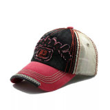 綿3D Embroidery Baseball Cap Golf Cap