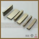 12mm Tall Diamond Segment für 400mm Blade im Iran Market