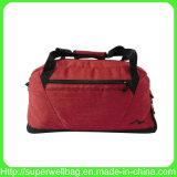 休日に、走行するスポーツのための旅行袋のダッフルバッグ