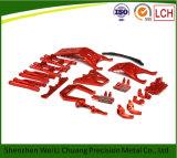 Высокий CNC Metal Parts CNC Machining Workshop Accuracy с Aluminum