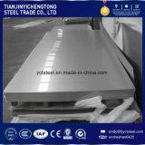 Plaque laminée à chaud 1mx2m d'acier inoxydable du numéro 1 6mm