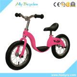 Bike баланса цвета зеленого цвета пинка девушок высокого качества голубой