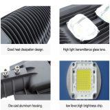 알루미늄 주거 외부 손전등 점화 110lm/W 옥외 도로 램프 Ml Bj 60