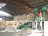 Briquetage Press Line pour Aluminum Scraps