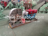 Horse Bedding를 위한 목제 Shavings Making Machine