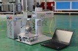 Tiefer Stich auf den Schmucksachen markiert durch Minifaser-Laser-Markierungs-Maschine
