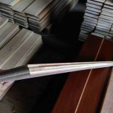 15mmの黒いクルミの等級Abのマルチ層によって設計されるフロアーリング