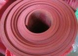 Высокий лист силиконовой резины прочности на растяжение