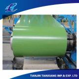 Aço principal chapa de aço galvanizada Prepainted PPGI