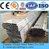 Tubulações de alumínio 1070 da tubulação de aço suave e do quadrado